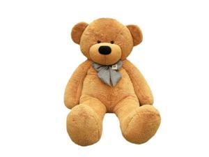 Giant 6.5' Joyfay Teddy Bear, Brown