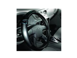 NFL Carolina Panthers Steering Wheel Cover Universal