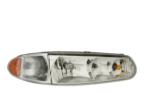Buick 1997-2005 Century/Regal Headlamp Assembly With Corner Lamp Driver Side Left