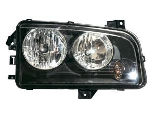 Dodge 2006-2010 Charger Headlight Assembly Driver Side From 11/2006