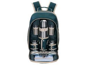 Sutherland Café Pacifico Picnic Backpack for 2