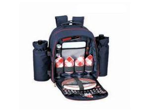 Sutherland Vanderbilt Picnic Backpack for 4