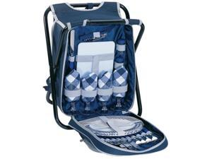 Sutherland Homestead Picnic Backpack for 4