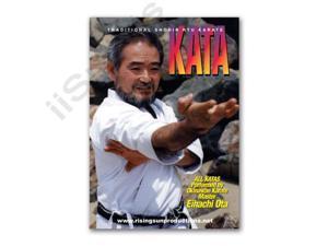 Traditional Okinawan Shorin Ryu Karate 18 Katas DVD Master Ota NEW how to #RS-0002