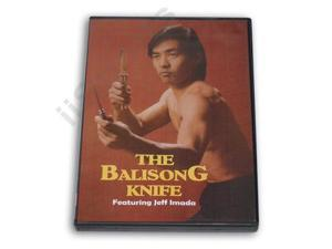 Jeff Imada Balisong Butterfly Knife Instructional Training tricks DVD jeet kune do escrima kali arnis martial arts