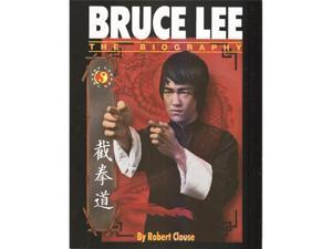 Bruce Lee Biography Book Robert Clouse Kung Fu Jeet Kune Do Jun Fan Enter Dragon paperback