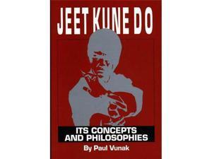 Jeet Kune Do Its Concepts & Philosophies Book Paul Vunak Bruce Lee Jun Fan OOP