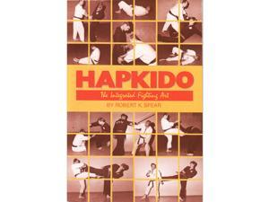 Integrated Hapkido Deadly Fighting Arts Training Book korean karate taekwondo