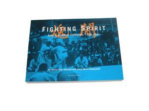 Fighting Spirit Judo Southern California Book Uchima & Kobayashi Japanese Nisei