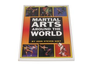 Martial Arts Around World #1 Book J. Soet grappling nhb mma karate kung fu RARE!