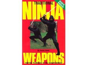 Traditional Ninja Weapons book Charles Daniel secret Japanese spys