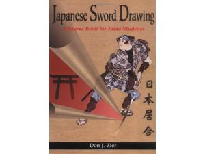 Japanese Sword Drawing Book Iaido Don Zier fighting muso shinden ryu