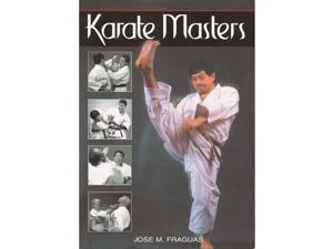 Karate Masters Book Jose Fraguas interviews osamu ozawa fighting