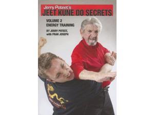 Jerry Poteet's Jeet Kune Do Secrets #2 Energy Training Book bruce lee jun fan