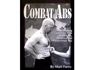 Combat Abs 50 Fat-Burning Exercises Powerful Punch-Proof Abs Book Matt Furey sexual stamina