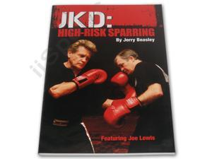 JKD Jeet Kune Do High Risk Sparring book Jerry Beasley