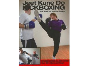 Jeet Kune Do Kickboxing Book Chris Kent, Tim Tackett Bruce Lee Jun Fan