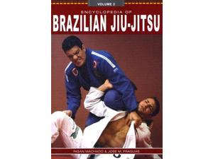 Encyclopedia of Brazilian Jiu-Jitsu #2 Book  Rigan Machado Jose Fraguas mma grappling