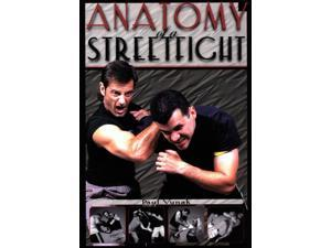 Anatomy of Streetfight Book Paul Vunak Bruce Lee Jun Fan Jeet Kune Do