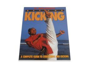 Jean Frenette's Beyond Kicking Book martial arts stretching