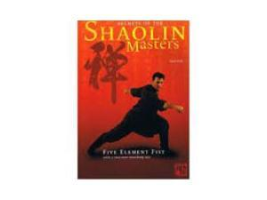 Secrets of the Shaolin Masters: Five Element Fist with 2 Two-Man Matching Sets book Paul Koh