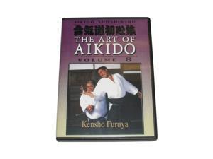 Art of Aikido Shoshinshu #8  Defensive Techniques DVD Furuya AIK08-D