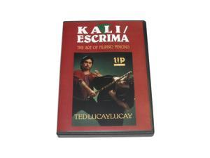 Kali Escrima DVD Ted Lucaylucay KALI-D arnis filipino stick fighting martial arts
