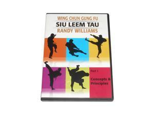 Wing Chun Gung Fu Siu Leem Tau #1 DVD Randy Williams WCW17-D