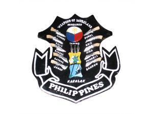 SMALL Filipino Plaque Weapons of Philippines Moroland Mindanao Escrima Kali Arnis