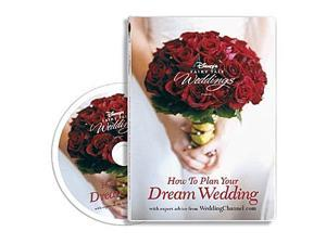 A Disneyland Disney Fairy Tale How To Plan Your Dream Wedding DVD planner