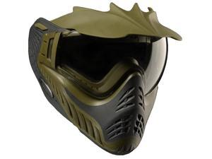 vForce Profiler Paintball Airsoft Thermal Goggle Mask System with Visor Reverse OD Green/Black