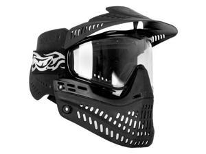JT Proflex 260 Paintball Airsoft Thermal Goggle Mask System + Rev 2.0 Ears + Visor BLACK