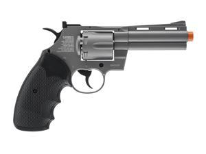 "T4E Umarex Airsoft Elite Force CO2 4"" CQB Revolver Colt Python .357 style 2279545"