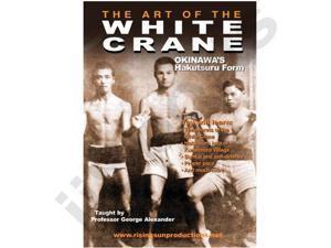 White Crane Okinawa Hakutsuru Form DVD Karate Kata RARE Bushi Matsumura Mabuni #13-D