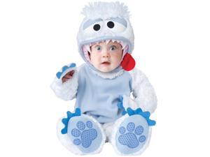 Abominable Snowbaby Costume - 12-18 Months