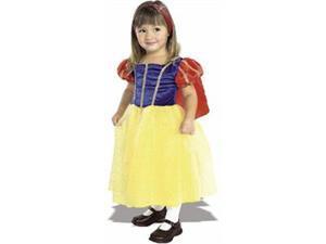 Child Girl's Snow White Costume Rubies 882071