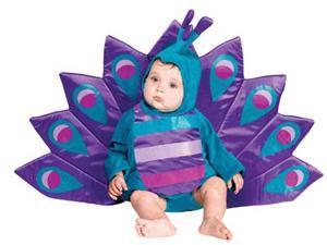 Baby Peacock Costume