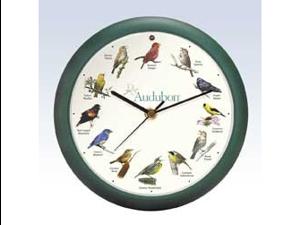 "Audubon Bird Clock - 8"""