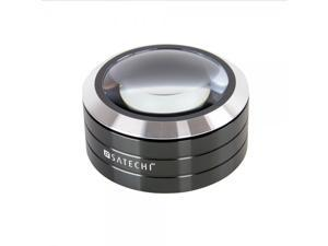 Satechi ReadMate LED Desktop Magnifier (Black)