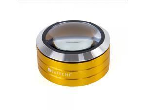 Satechi ReadMate LED Desktop Magnifier (Gold)