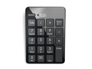Satechi Bluetooth 20 Keys Wireless Numeric Keypad for iMac, Macbook, / Laptop / Notebook, Microsoft Surface, Desktop / PC Computer Compatible with Windows and OS X System