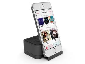 Satechi® iFit-1 Ultra-Portable Rechargeable Speaker Stand for Smartphones (Black)