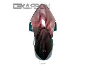 Ducati Monster 696/796/1100/1100s Carbon Fiber Front Fender- Red