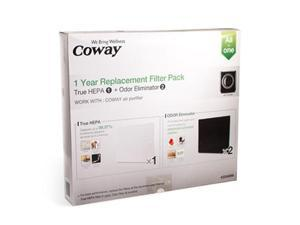 Coway (1-Year) Mighty Replacement Filter for Model AP-1512HH