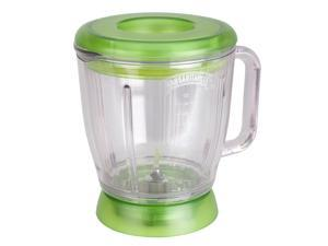 Margaritaville Double Wall Insulated Jumbo Jar - Key Lime Green