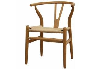 Natural Accent Chair by Wholesale Interiors