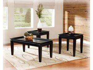 Delormy 3-in-1 Pack Occasional Table Set by Ashley Furniture