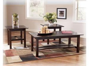 Lewis Occasional Table Set by Ashley Furniture