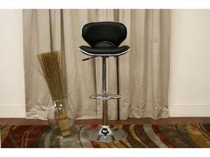 Black Bar Stool by Wholesale Interiors