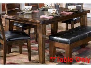 Larchmont Dining Table by Ashley Furniture